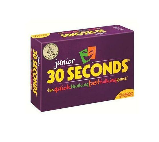 30 Seconds Junior Board Game
