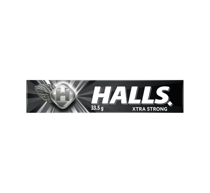 Halls Lozenges Extra Strong (33.5g x 18's)
