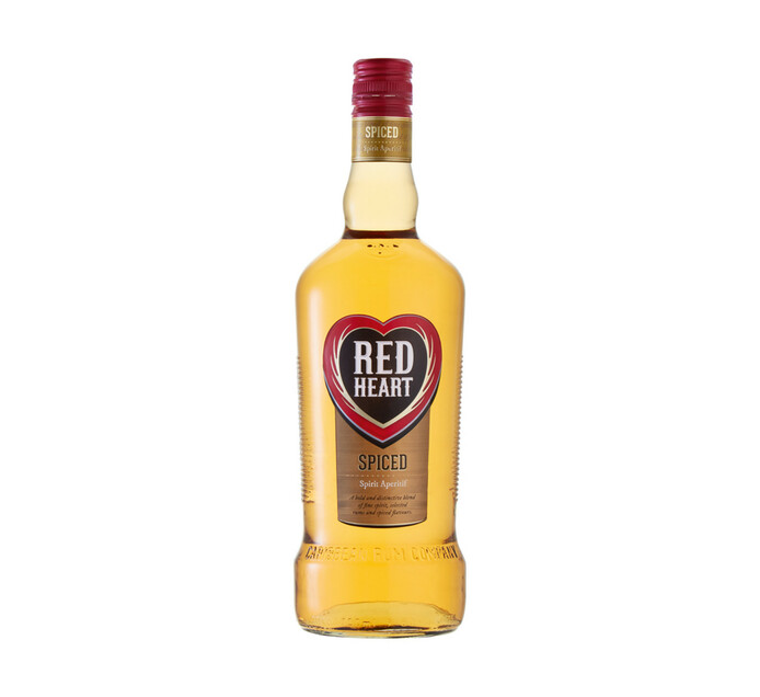 Red Heart Spiced Spirit Aperitif (1 x 750 ml)
