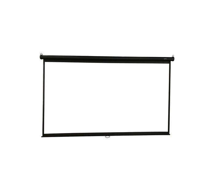 Ultra Link Self-Locking Manual Pull Down Projector Screen - 2650mm x 1480mm