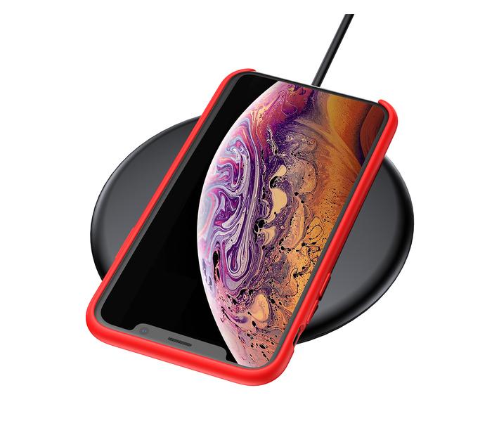 Baseus Original LSR Series Case for iPhone XS Max - Red