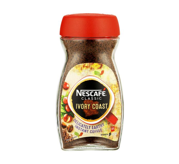 Nescafe Classic Jar Ivory Coast (1 x 200g)