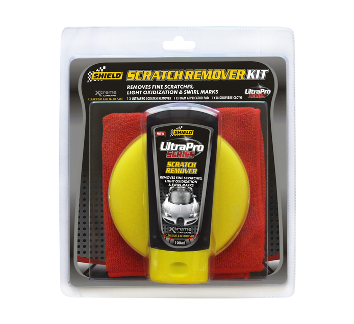 Shield Scratch Remover Kit