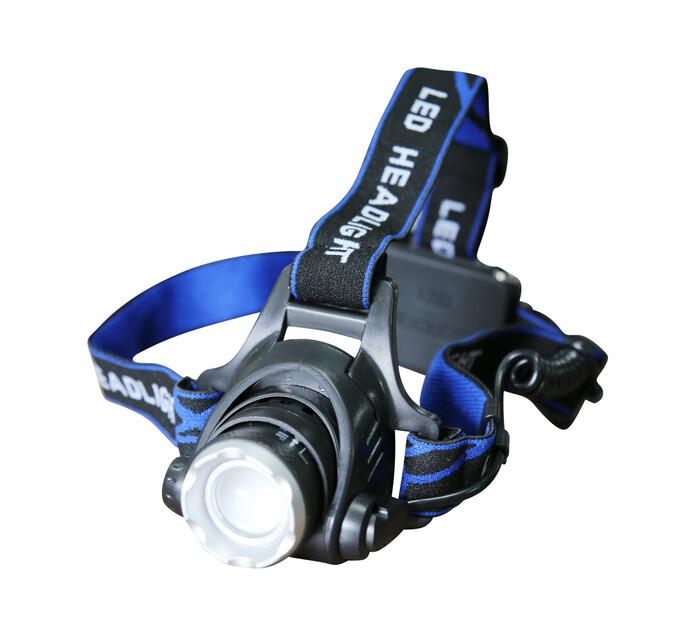 Camp Master 250-Lumen Tactical LED Headlamp