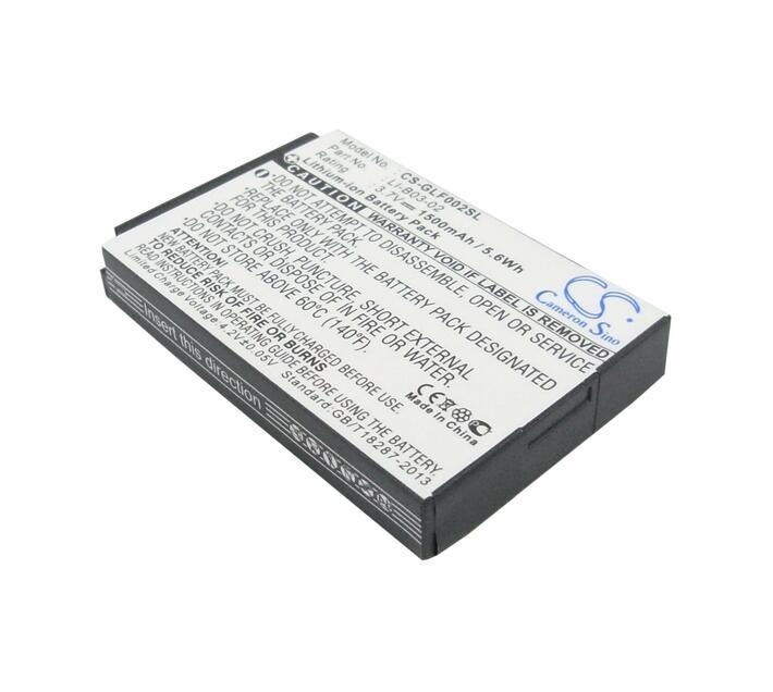 GOLF BUDDY GB3, Platinum, Platinum Range Finder Replacement battery