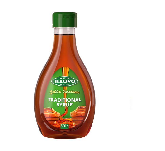 Illovo Syrup Traditional (1 x 500g)