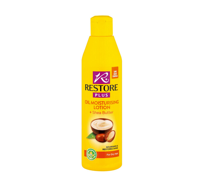 Restore Oil Moisturiser Lotion (1 X 250ml)