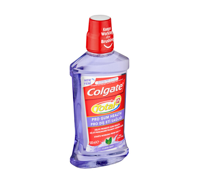 Colgate Total Mouthwash Pro Gum Health (1 x 500ml)