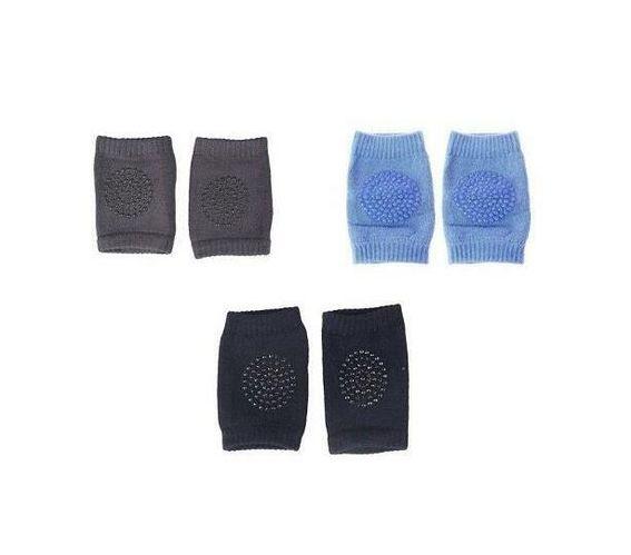 Totland Set2 of 3 Baby Boy Knee Pads