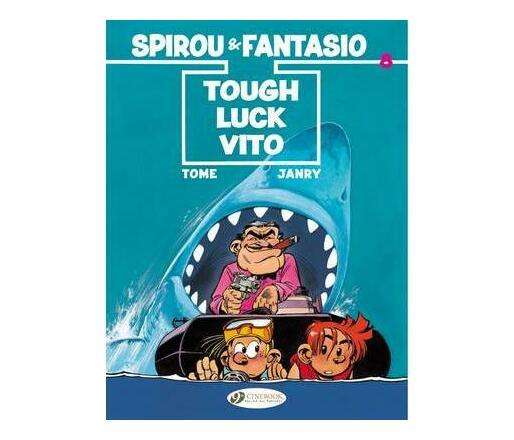 Spirou & Fantasio - Tough Luck Vito