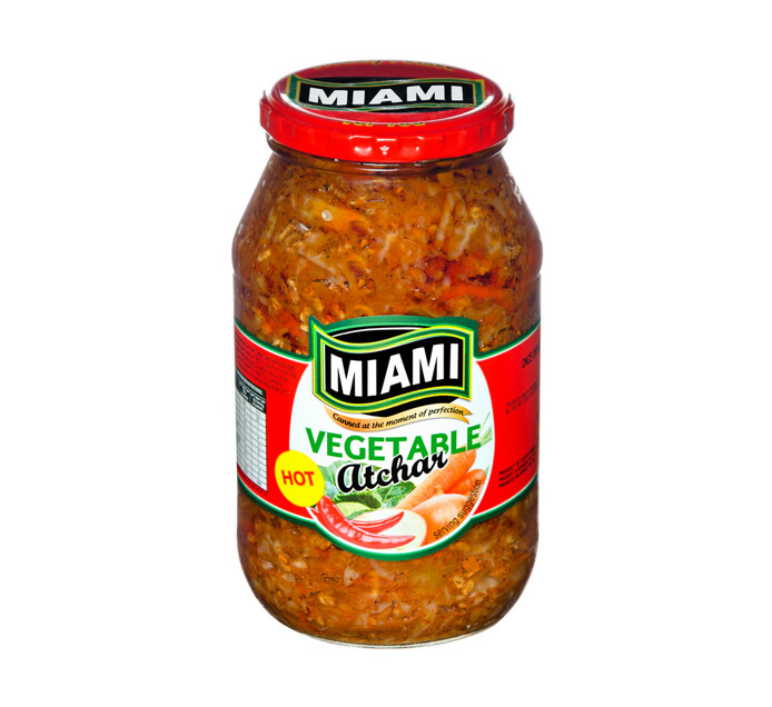Miami Vegetable Atchar (All Variants) (1 x 760g)