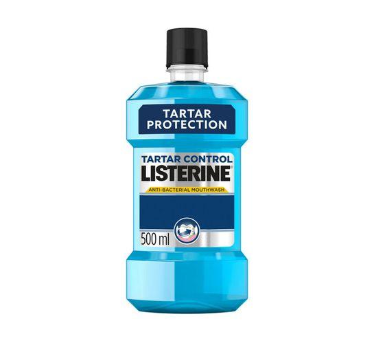 Listerine Tartar Control Mouthwash (1 x 500ml)