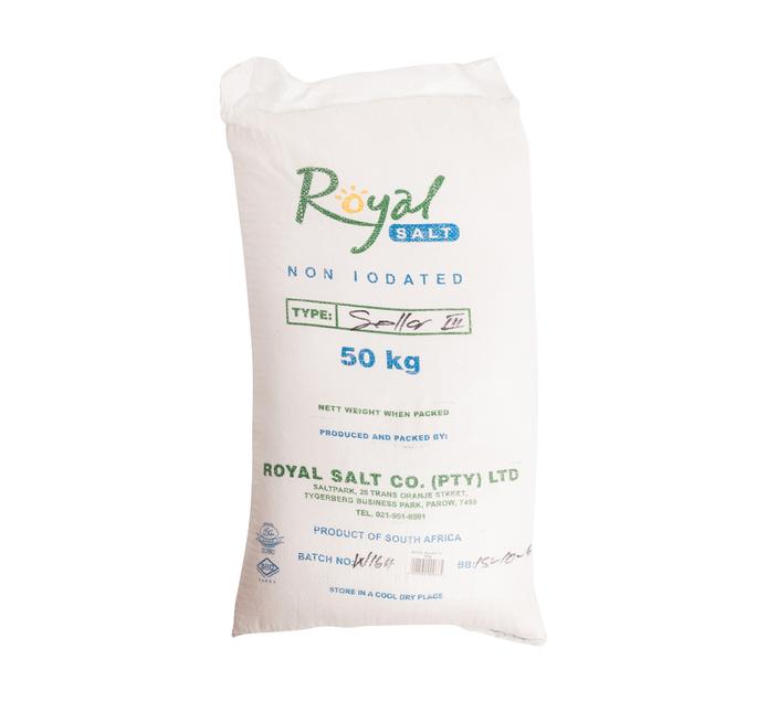 SOLAR 111 Coarse Salt Polybag (1 x 50kg)