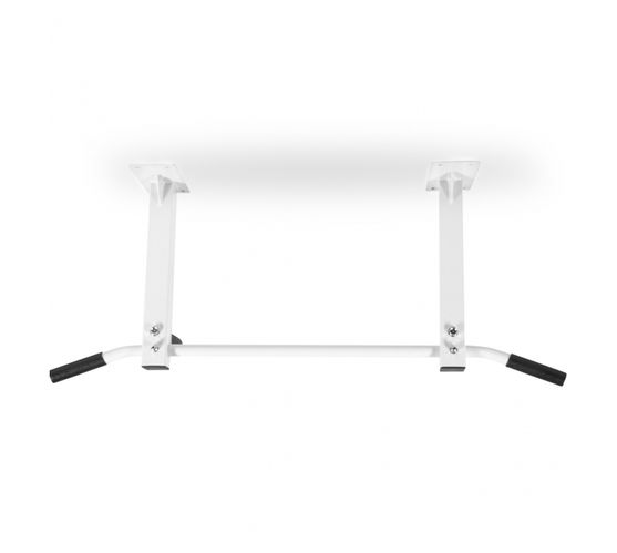 GORILLA SPORTS SA - Ceiling-Mounted Pull Up Bar White