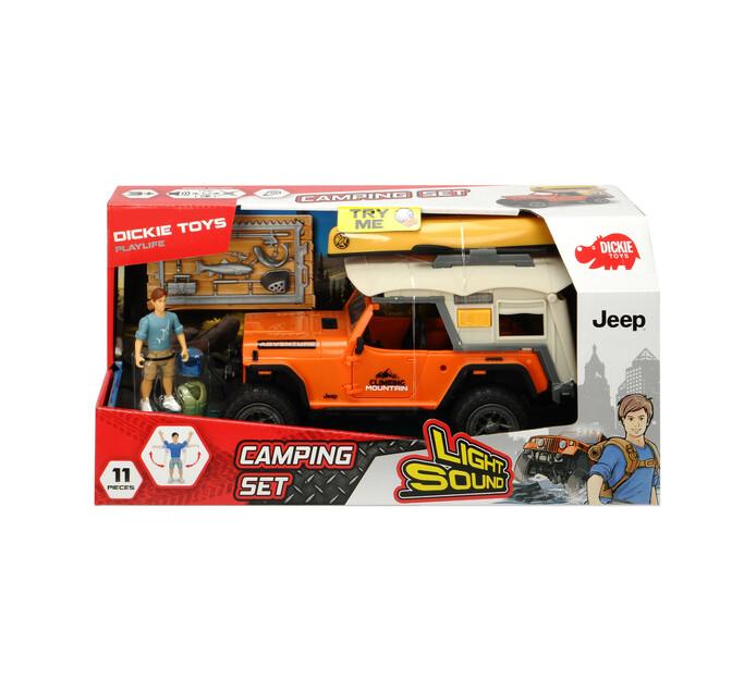 Dickie Camping Set
