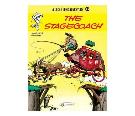 Stagecoach Book 25
