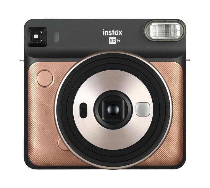INSTAX Square SQ6 Camera Blush Gold