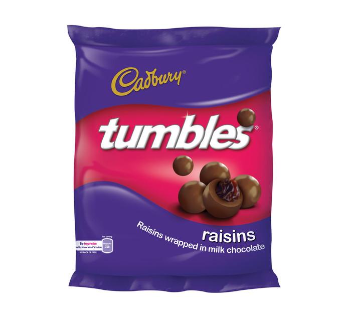 Cadbury Tumbles Raisins (1  x  65g)