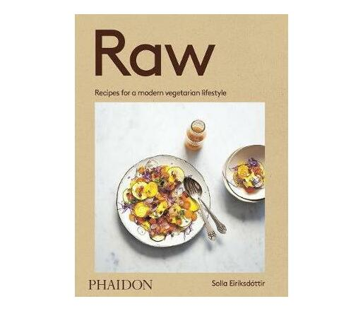 Raw : Recipes for a modern vegetarian lifestyle