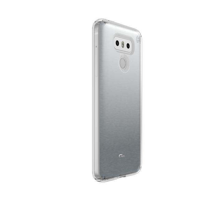 Speck Presidio Clear Case - LG G6 (Clear)