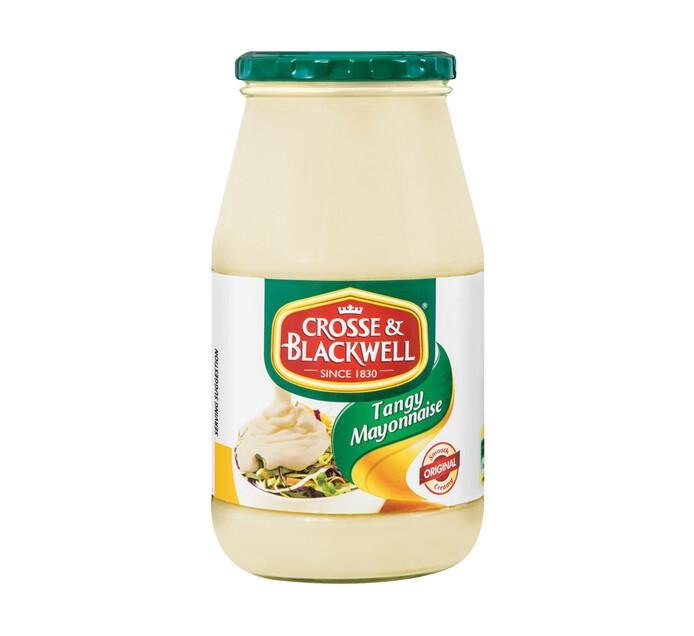 Crosse & Blackwell Mayonnaise Regular (6  x 750g)