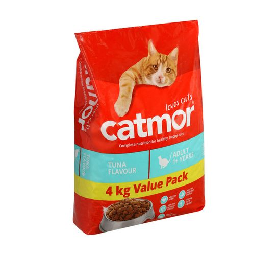 Catmor Adult Dry Cat Food Tuna (1 x 4kg)