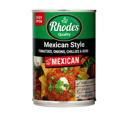 Rhodes Tomato Mexican (1 X 410g)