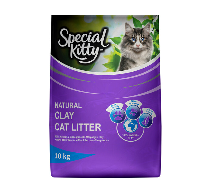 Special Kitty Cat Litter Clay (1 x 10kg)