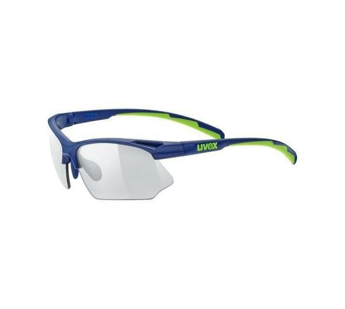 uvex sportstyle 802v blue green mat Cycling Sunglasses