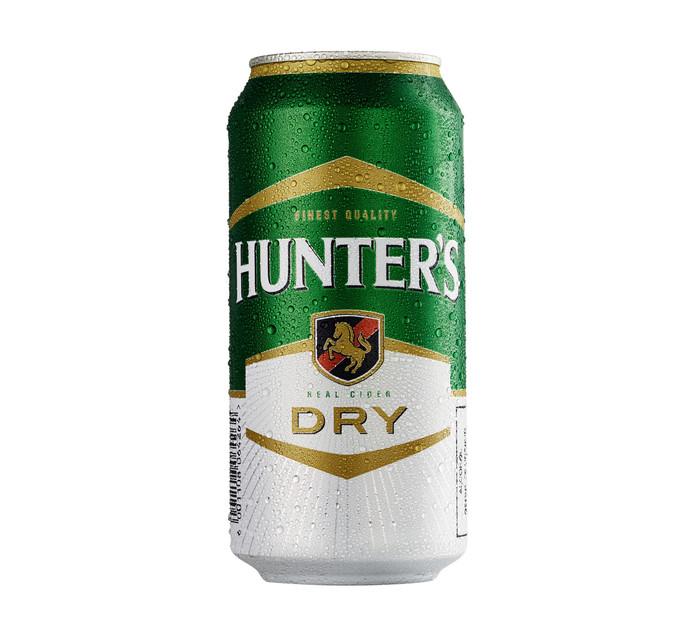 HUNTERS Dry Can (24 x 440ml)