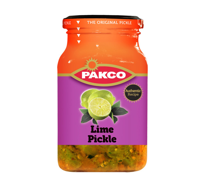 Packo Lime Pickle (1 x 430g)