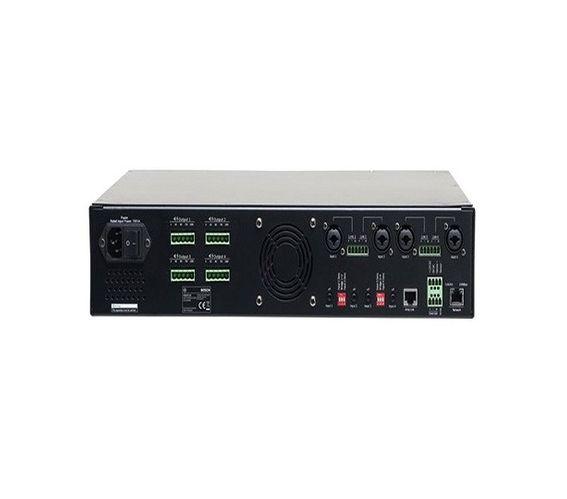 BOSCH PLM-4P220 4 Channel 100 V Line Matrix DSP Amplifier 220w