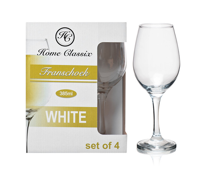 Home Classix 385 ml Franschoek White Wine Glass