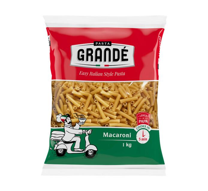 PASTA GRANDE Macaroni (1 x 1kg)
