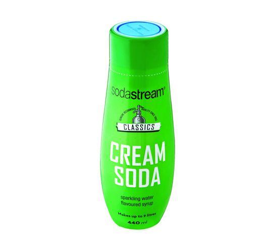Sodastream 440 ml Classics Syrup Cream Soda
