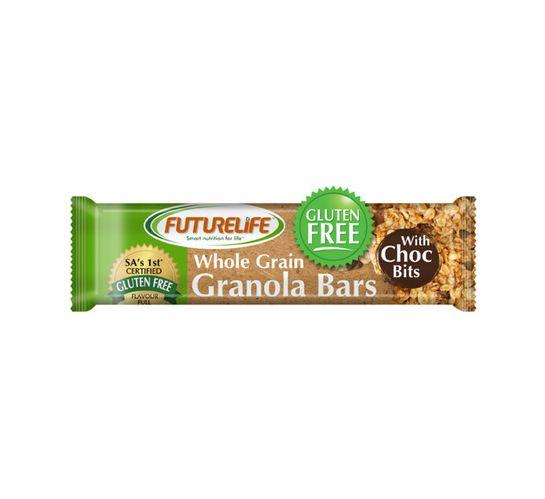 Futurelife Granola Bars Choc Bits (18 x 40g)