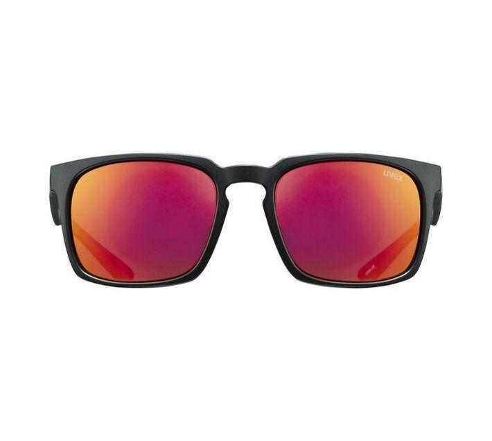 Uvex lgl 35 Mat Black Sports-Lifestyle Spectacles