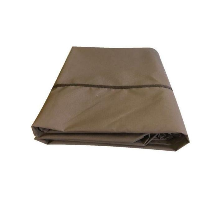 Patio Solution Covers Gas Braai Cover Medium - Taupe Ripstop UV 260grm