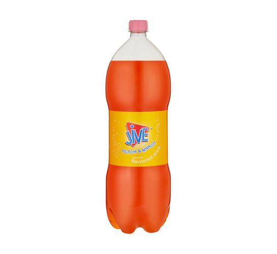 Jive Soft Drink Peach Mango (1 x 2L)