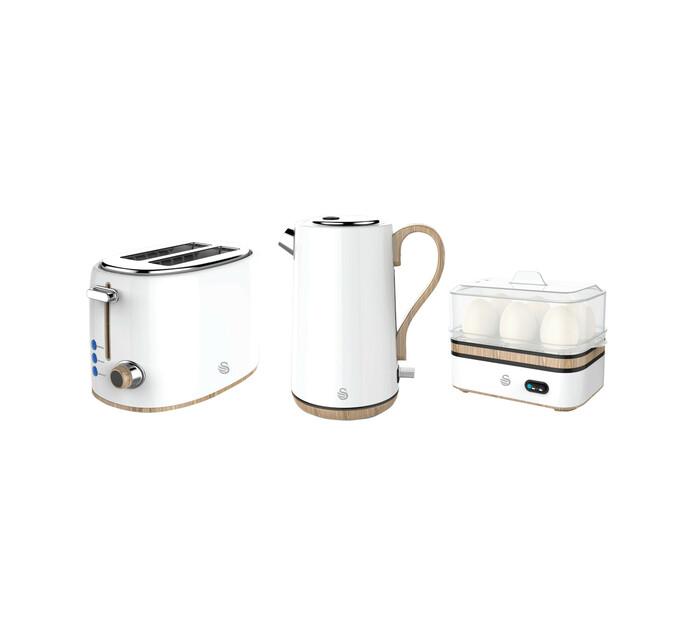 Swan 3-Piece Breakfast Pack