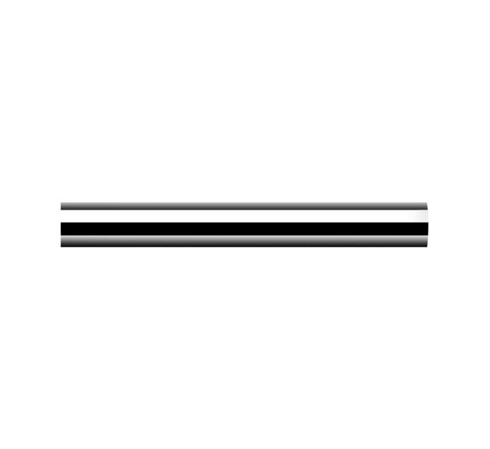 Rufflette 1.0m Chrome Cafe Pole