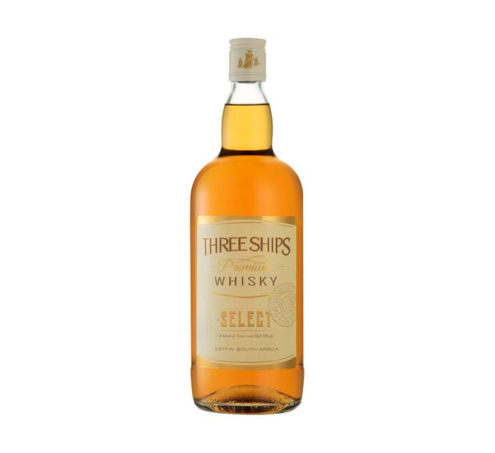 Three Ships Whisky (1 x 1L)