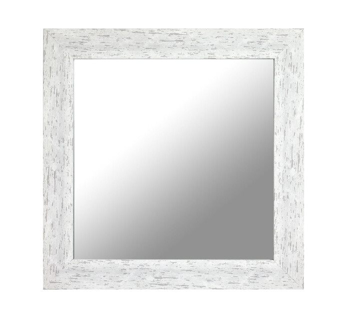 385 x 385 mm Framed Square Mirror