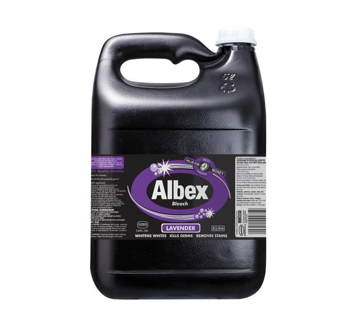 Albex Bleach Lavender (1 x 5L)