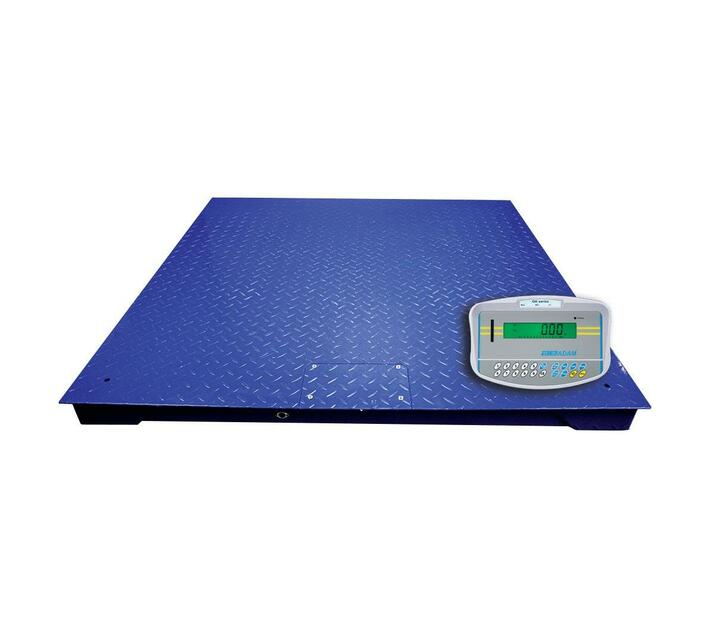 1000kg x 0.2kg (1.2m x 1.2m base)Platform with GK indicator