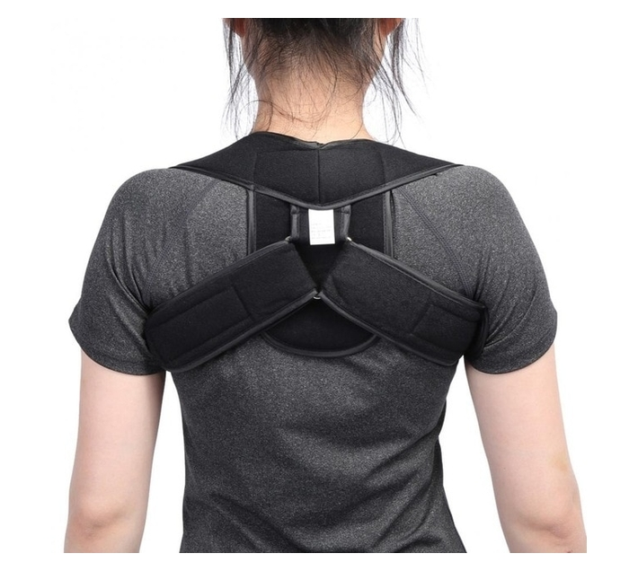 T4U Adjustable Posture Corrector with Back Support - Small