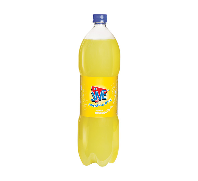 JIVE Cool Drink Pineapple Spike (1 x 1.5lt)
