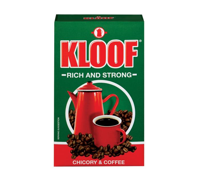 KLOOF Ground Coffee (4 x 500g)