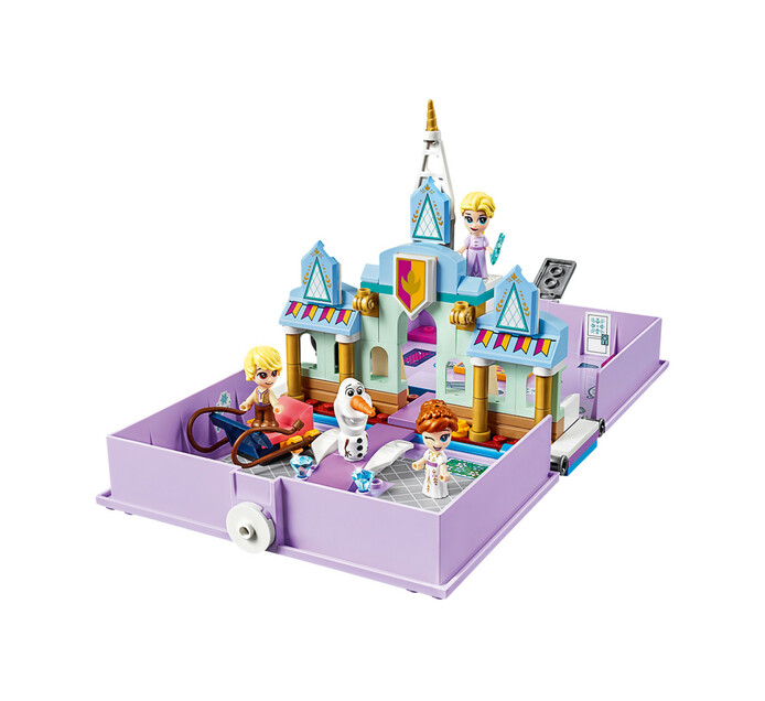 Lego Disney Princess Anna and Elsa's Storybook