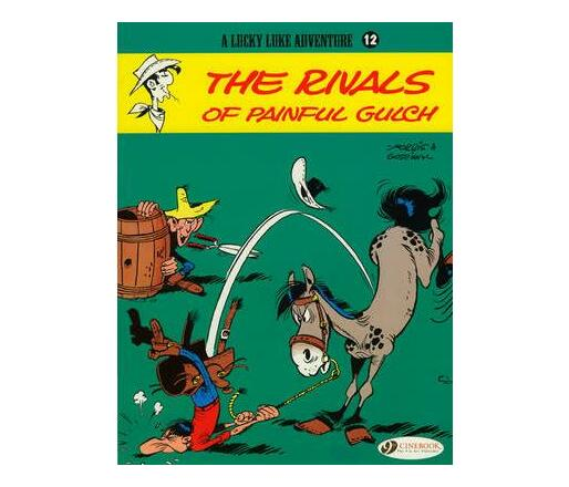Rivals Of Painful Gulch Book 12